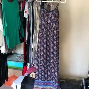 Xhilaration Maxi Dress